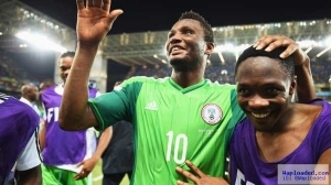 Mikel Obi Joins Super Eagles Team To Train For 2016 Rio Olympics